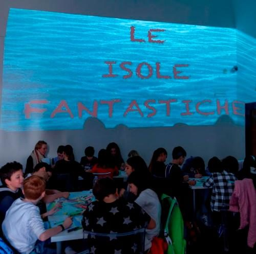 Le isole fantastiche – Educational Day