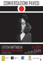 Letizia Battaglia – Anna Rita Calabrò, Vissi d'arte, vissi d'amore