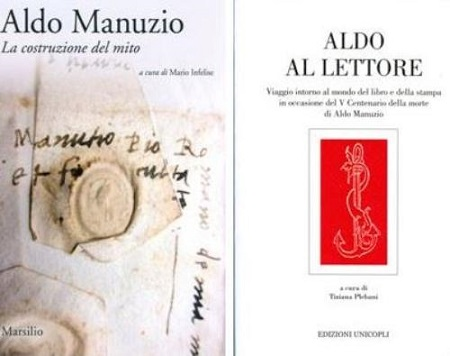 Presentazione di due volumi dedicati ad Aldo Manuzio