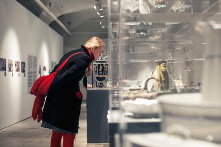 Stili di Vita europei attraverso la ceramica, ultima tappa della mostra
