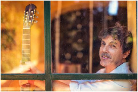 Tony Canto presenta il nuovo disco a L'Asino che vola