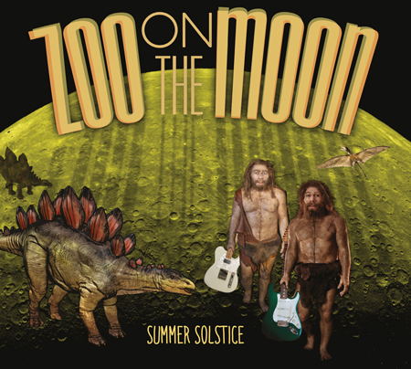 I Zoo On The Moon presentano il loro ultimo cd Summer Solstice