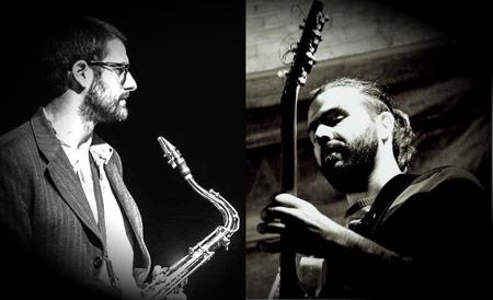 Benvenuti-Carnevali duo in concerto al 28divino jazz club