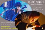 CL:EX DUEL 6. Duelli di Frontiera – Live al B-Folk
