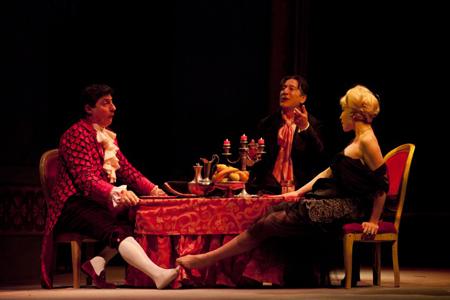 Il borghese gentiluomo in scena al Teatro Quirino di Roma