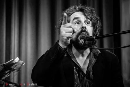 Mario Donatone in concerto alle Rane di Testaccio