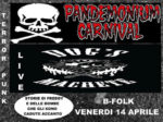 Rock Horror Circus Night al B-Folk