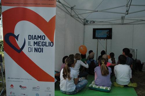 Piazza di Siena ospita la XX Giornata Nazionale della donazione e trapianto