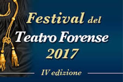 Festival del teatro Forense, al via la IV edizione