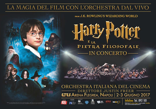 Harry Potter e la pietra filosofale™ in concerto