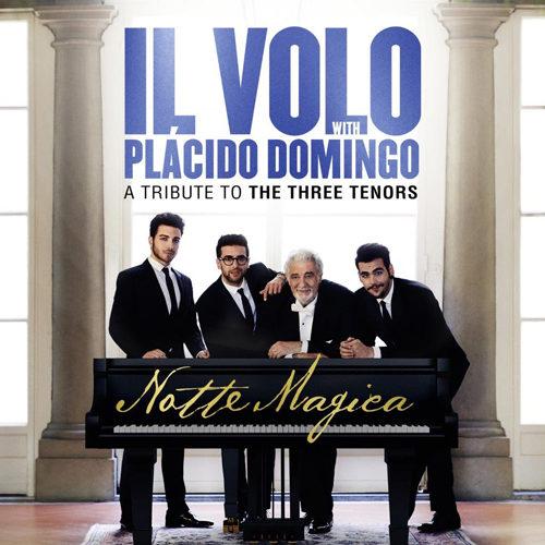 Il Volo torna live in Europa con lo spettacolo Notte Magica – A Tribute To The Three Tenors