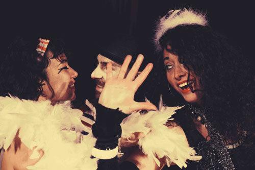 Il Teatro Straordinario, il primo festival di teatro interattivo e d'improvviso
