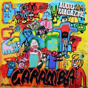 Audio Magazine, la presentazione del disco Caramba al Teatro Ambra alla Garbatella di Roma