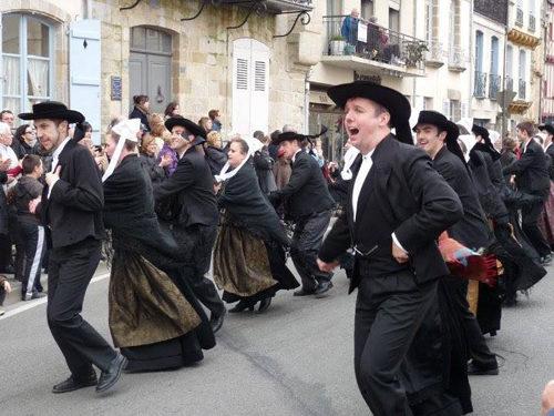 Danze bretoni all'Ex Lavanderia di Roma