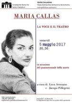 Maria Callas, la voce e il teatro al Teatro Palladium-Università Roma Tre