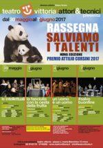 Rassegna SALVIAMO I TALENTI – Premio Attilio Corsini 2017 9^ Edizione