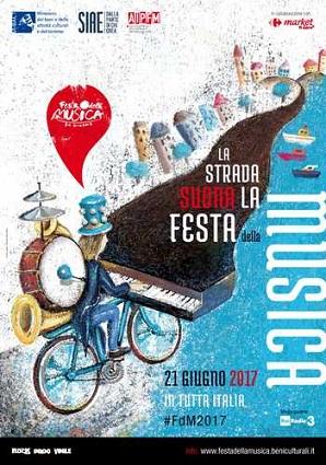 21 Giugno 2017 | Festa della Musica