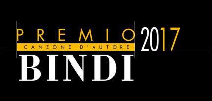 Al Premio Bindi 2017 Mario Venuti, Filippo Graziani e Vittorio De Scalzi