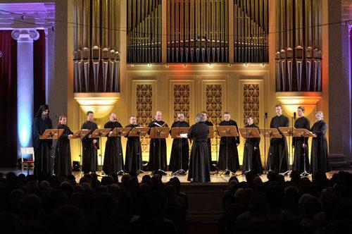 Le armonie sonore del Coro del Patriarcato Ortodosso di Mosca