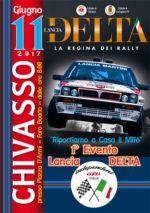 1° Evento Lancia Delta. Riportiamo a casa il mito
