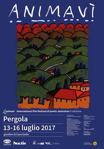 Animavì, Festival Internazionale del Cinema d'animazione poetico