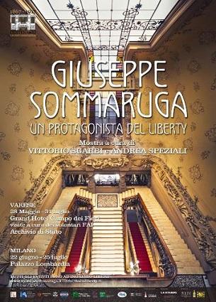 GIUSEPPE SOMMARUGA (1867-1917). Un protagonista del Liberty tra Varese e Milano