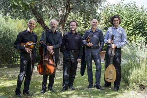 Il violino di Enrico Onofri per il primo concerto dedicato alle Follie Corelliane
