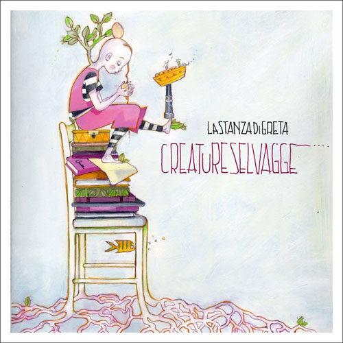 Creature Selvagge, primo album in studio del collettivo artistico torinese Lastanzadigreta