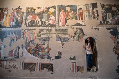 """""""Scoprendo l'Umbria"""" moltiplica i visitatori nei musei"""