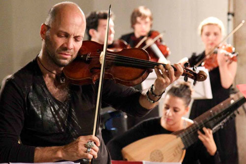 Il violino di Stefano Montanari per il secondo concerto dedicato alle Follie Corelliane