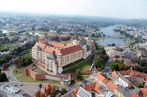 Storia del Castello Wawel e Alla corte della Regina