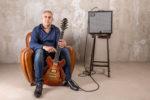 Luca di Luzio live a Bertinoro con il suo Luca di Luzio Blue(s) Room Trio