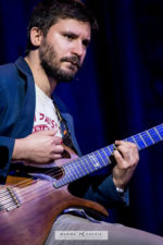 Renato Caruso live a Rossano in apertura del concerto di Alex Britti