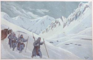 L'altra guerra in mostra a Castel Ivano