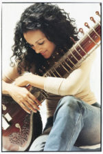 Anoushka Shankar, la regina del sitar, al Teatro Diego Fabbri