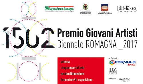 1502 – Concorso Giovani Artisti, Biennale Romagna 2017