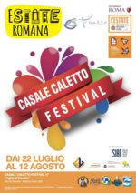 Estate romana, Casale Caletto VI ed.:  Voglia di Riscatto