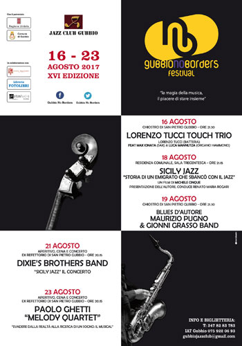 Festival Gubbio No Borders