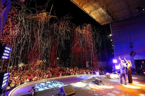 Il Festival Show 2017 arriva a Bibione