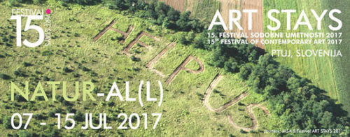 Art Stays 2017, Festival of Contemporary Art