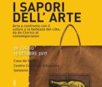 I sapori dell'arte, la mostra in corso a Sanzeno l'inaugurazione