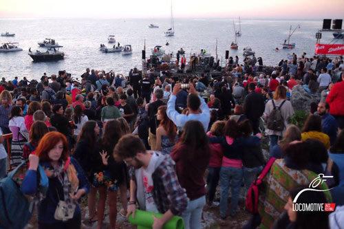 Noa, concerto all'alba per la Pace al Locomotive Jazz Festival Siamo tutti immigrati