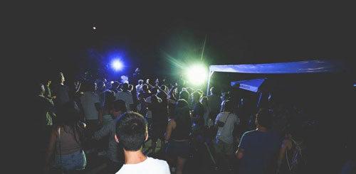 Smashing Wednesday, al Chirniguito Forlanini, guest Egreen
