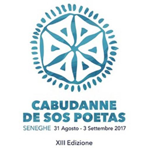 Cabudanne de sos poetas 2017. Programma di sabato 2 settembre