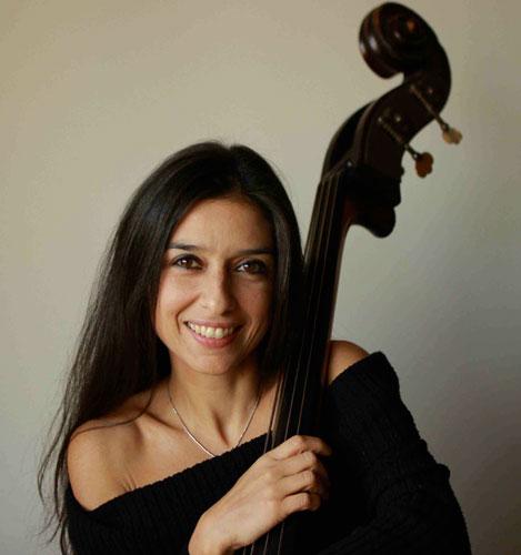 """Federica Michisanti Trio in concerto presenta l'album """"Isk"""""""