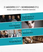 Il Jazz Italiano per Le Terre del Sisma parte da Scheggino