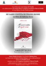 Mi sarei vestita di tegole rosse, un libro di Sabrina Sessa