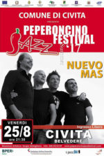 Civita, tappa del XVI Peperoncino Jazz con i Nuevo Mas