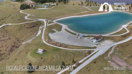 Parco Museo Malga Zonta – Base Tuono