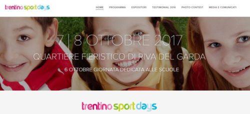 Torna Trentino Sport Days